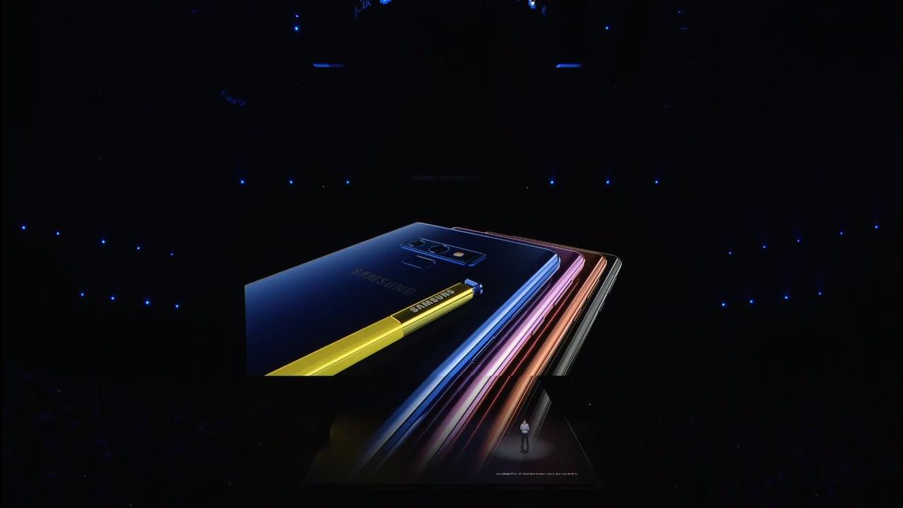 【更新終了】Note9だけじゃない!スマートスピーカーも登場して盛りだくさんだった「Samsung Galaxy Unpacked 2018」
