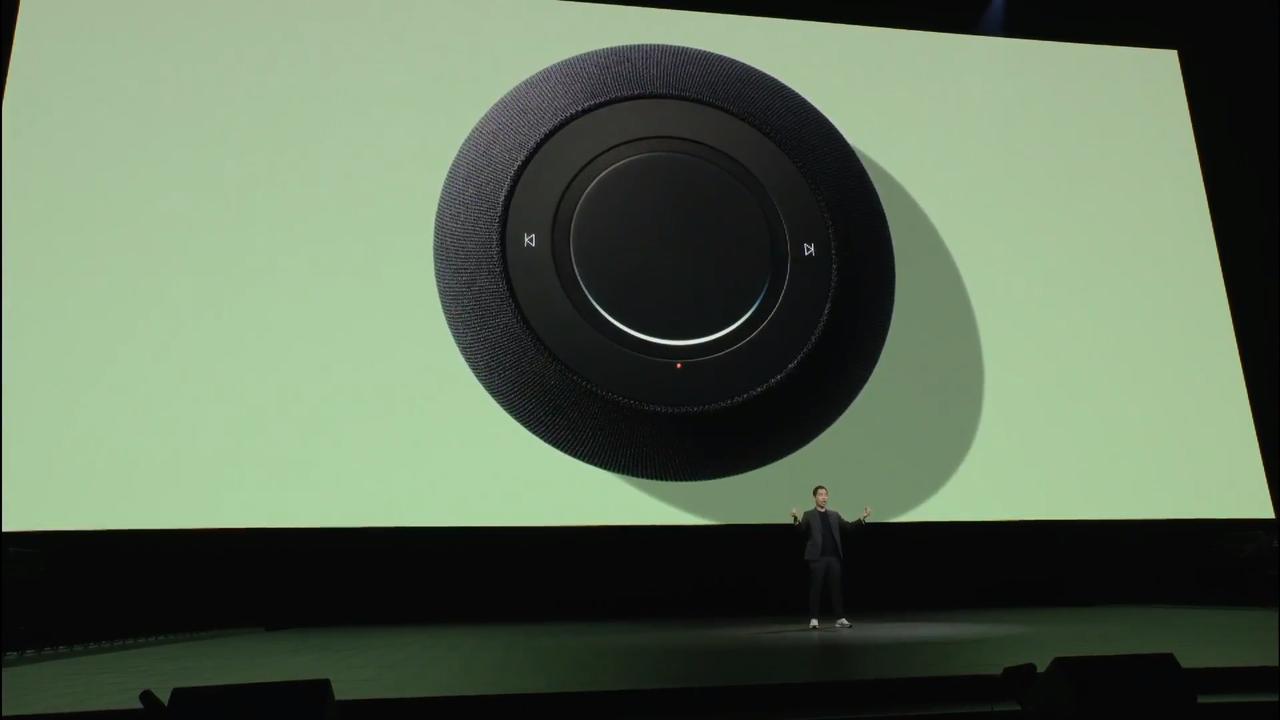 Samsungの「Galaxy Home」はBixby搭載スマートスピーカー