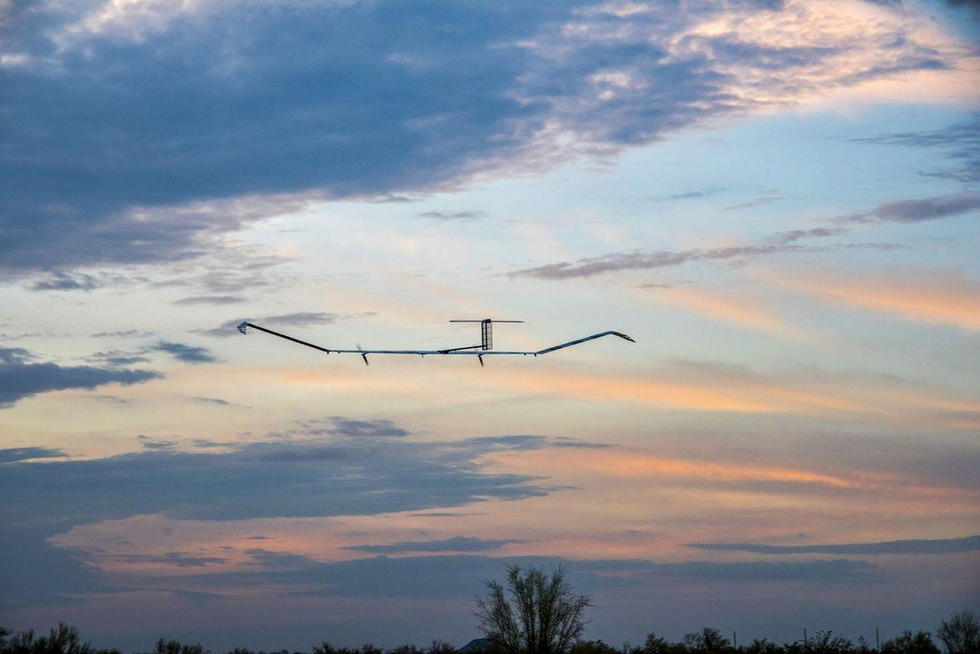 Airbusの無人ソーラー飛行機、約26日間の連続飛行で世界記録を達成!