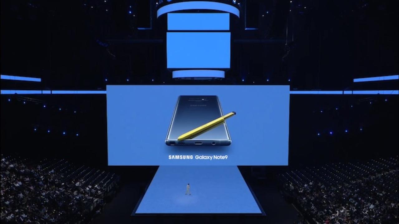 Samsung発表会は家で見る方が楽しめる! 今年の舞台演出もよかったー
