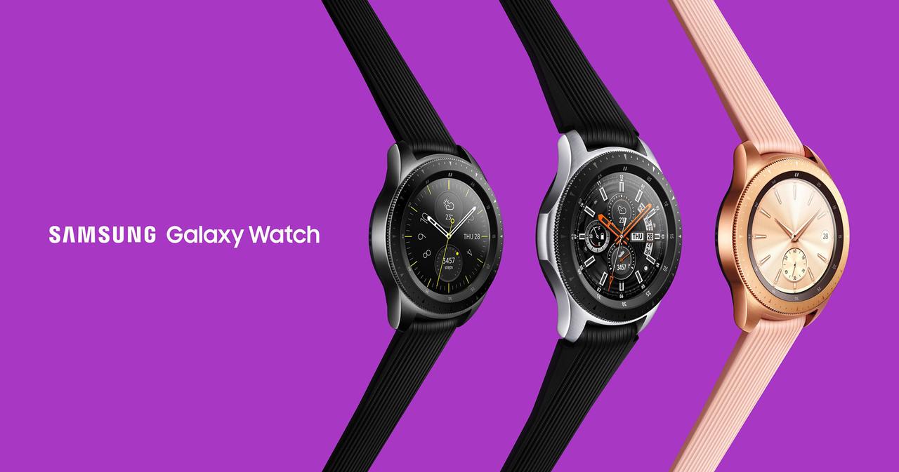 Samsungの新スマートウォッチ「Galaxy Watch」は、Apple Watchと同じくLTEモデルも登場