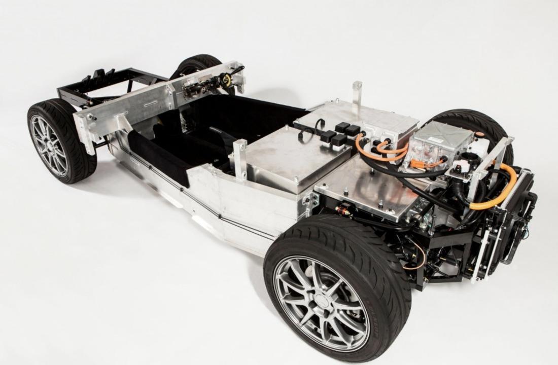 電気自動車の開発のハードル、下げてみました