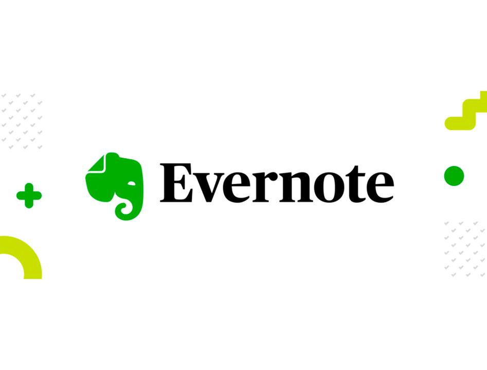 Evernoteのロゴ、新しくなりました。なんかノスタルジィを感じない?
