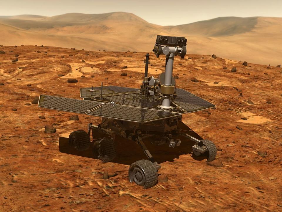 動かなくなった火星探査機にNASAが毎日送っている、珠玉の目覚まし曲プレイリスト