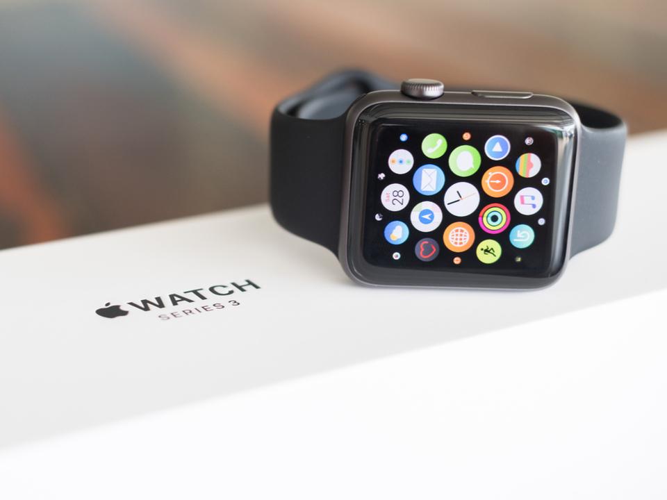 Apple Watch向けのヘルス関連チップがAppleで独自開発されている?