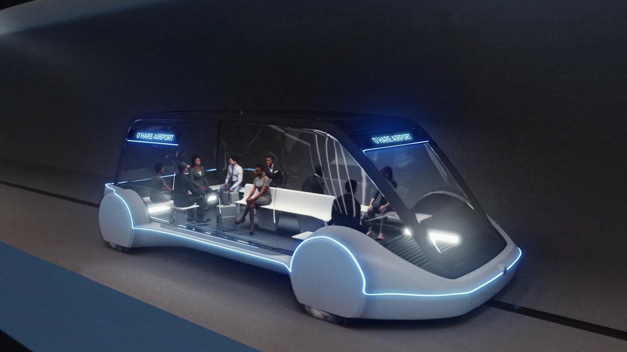 あの高速交通トンネルがドジャー・スタジアムに!
