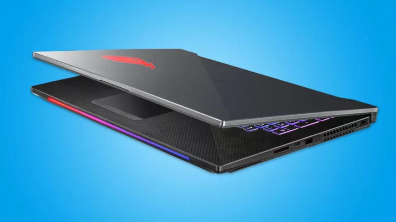 ASUSがゲーミング史上最も薄いノートPCを発表。排熱ギミックもステキ