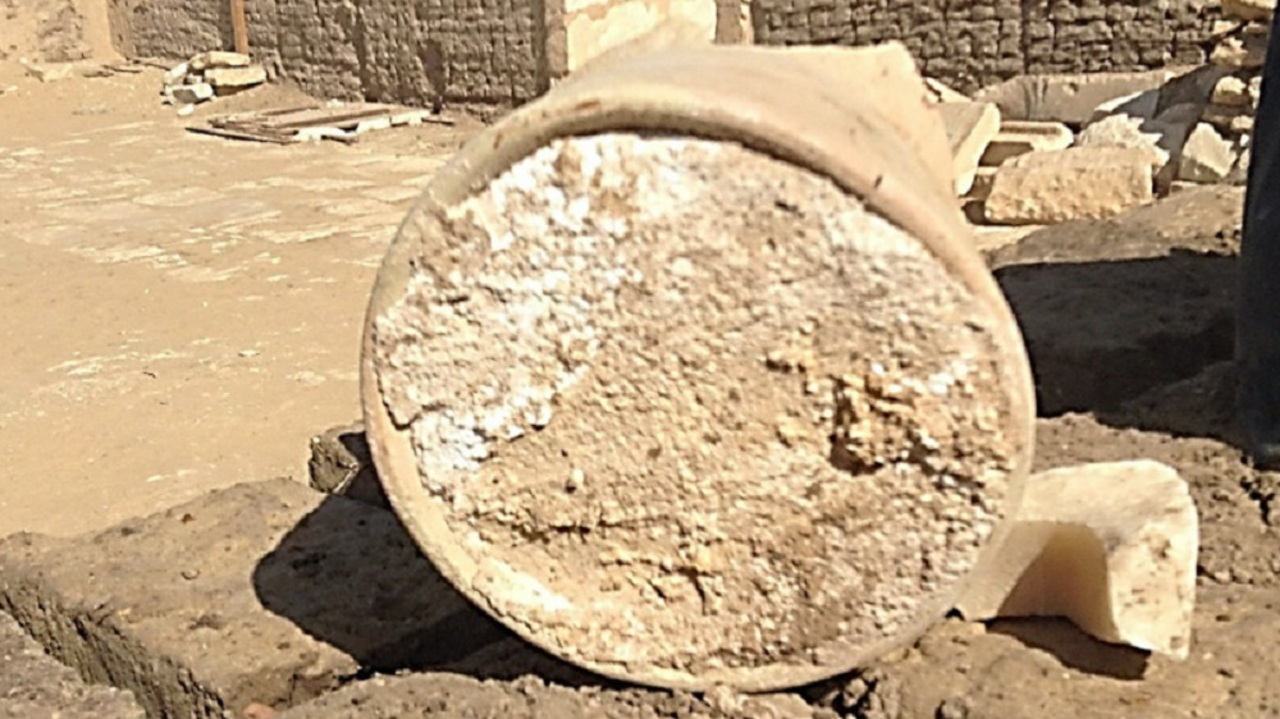 3200年モノのチーズ、危険な細菌まみれだった