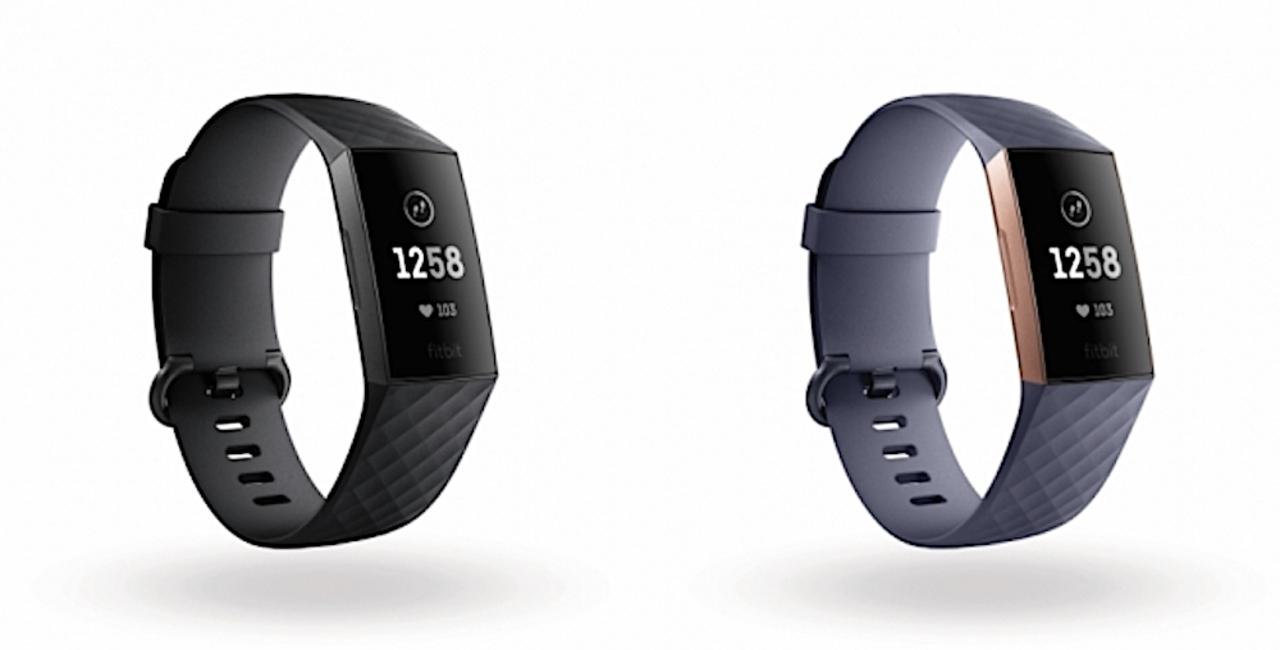 最大7日間バッテリーがもつフィットネストラッカー「Fitbit Charge 3」登場