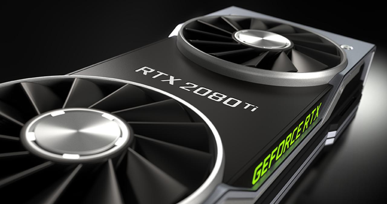 新世代NVIDIA GPU! ディスプレイの中が、もはやリアルより綺麗じゃないかと思う「GeForce RTX 2080 Ti」