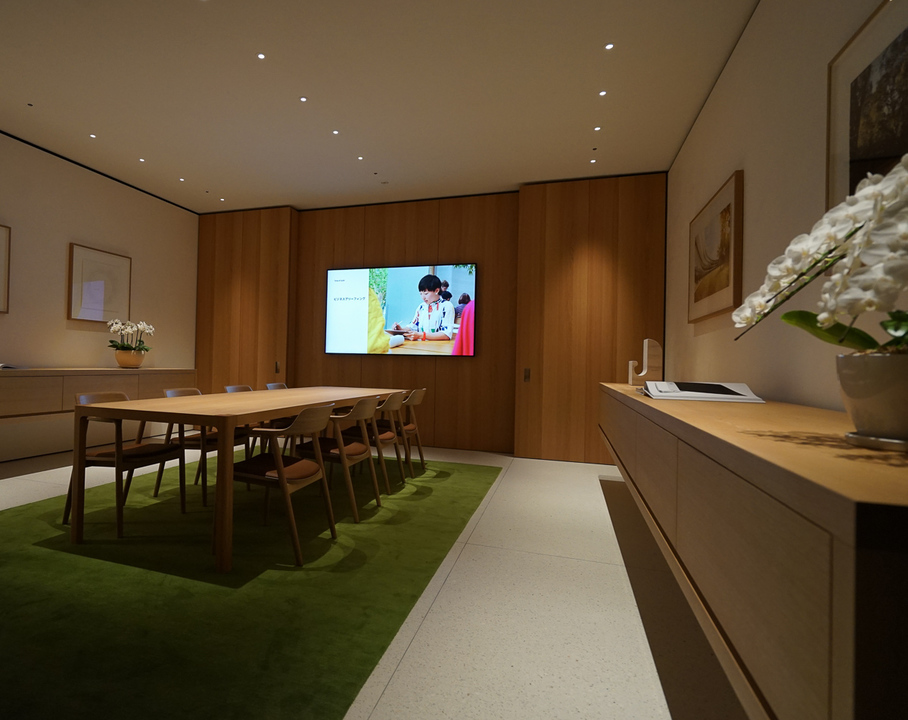「Apple京都」でApple Parkの会議室を再現した部屋と貴重すぎるコンセプト画をみた