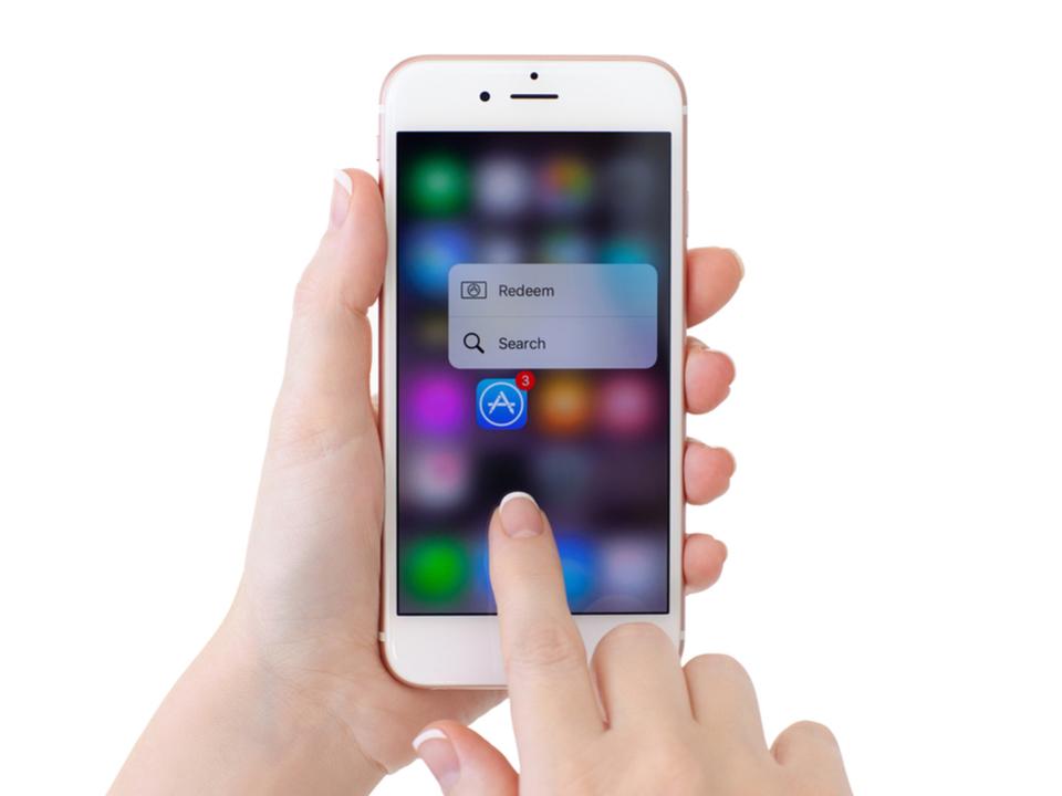 今年でさよなら? 2019年のiPhoneには3D Touchが搭載されないかも
