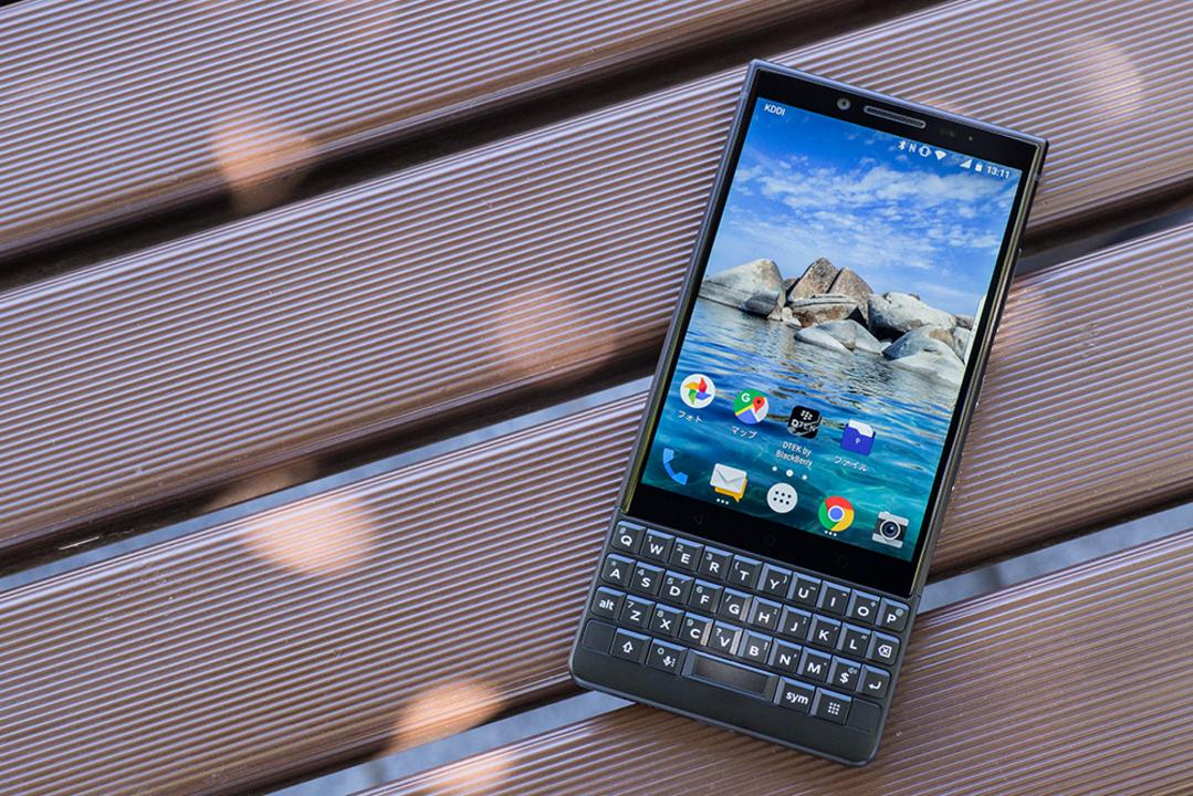 このキーボードは魔法。BlackBerry KEY2の出来は想像の上をいく