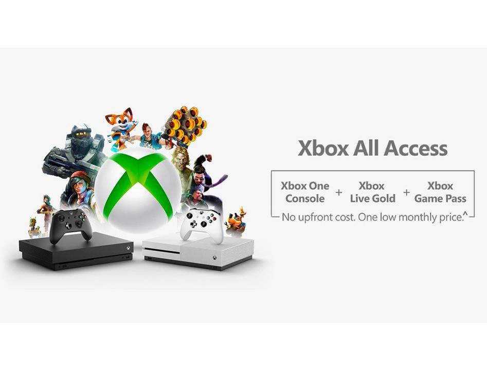 24カ月後にはゲットできる! Xboxがハードもソフトも使い放題の月額プランをスタート