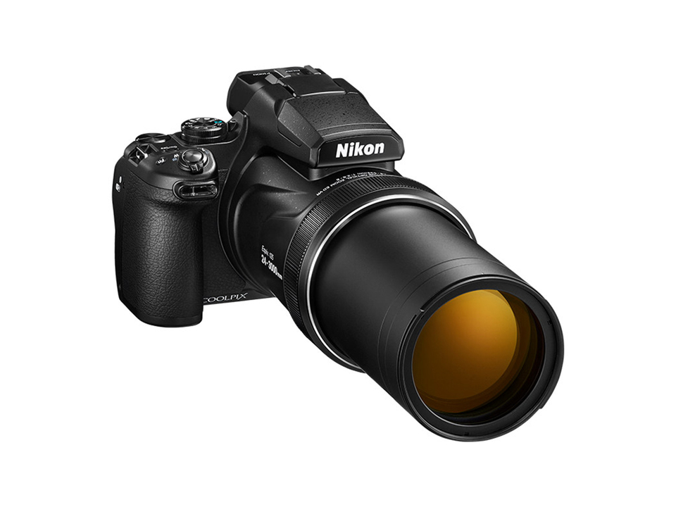 光学3,000mmバズーカ「COOLPIX P1000」日本発売が決定。価格は14万円前後