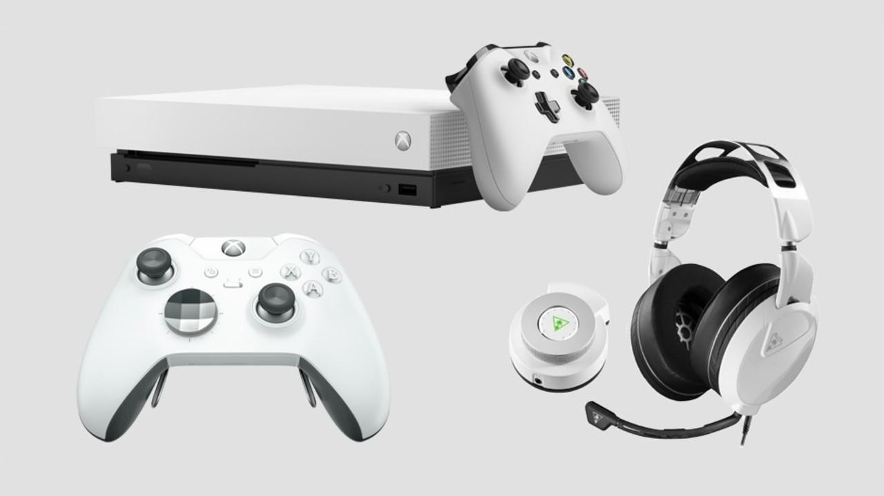 白ガジェットはいいぞ〜。『Fallout 76』を同梱したXbox One Xのホワイトエディションが登場