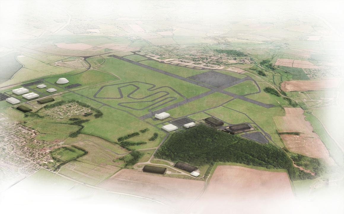 ダイソン、EV開発のため工場とテストコース建造を計画中