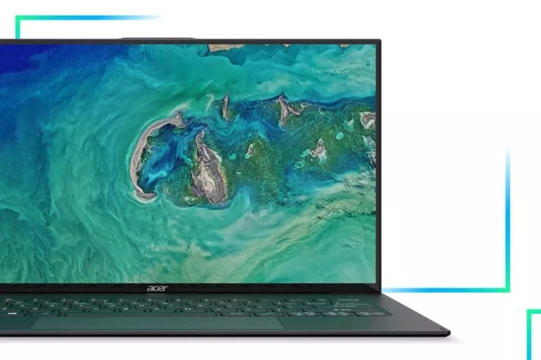 Acerのうすーいラップトップ「Swift 7」に早くも新型。さらにベゼルまで薄く!