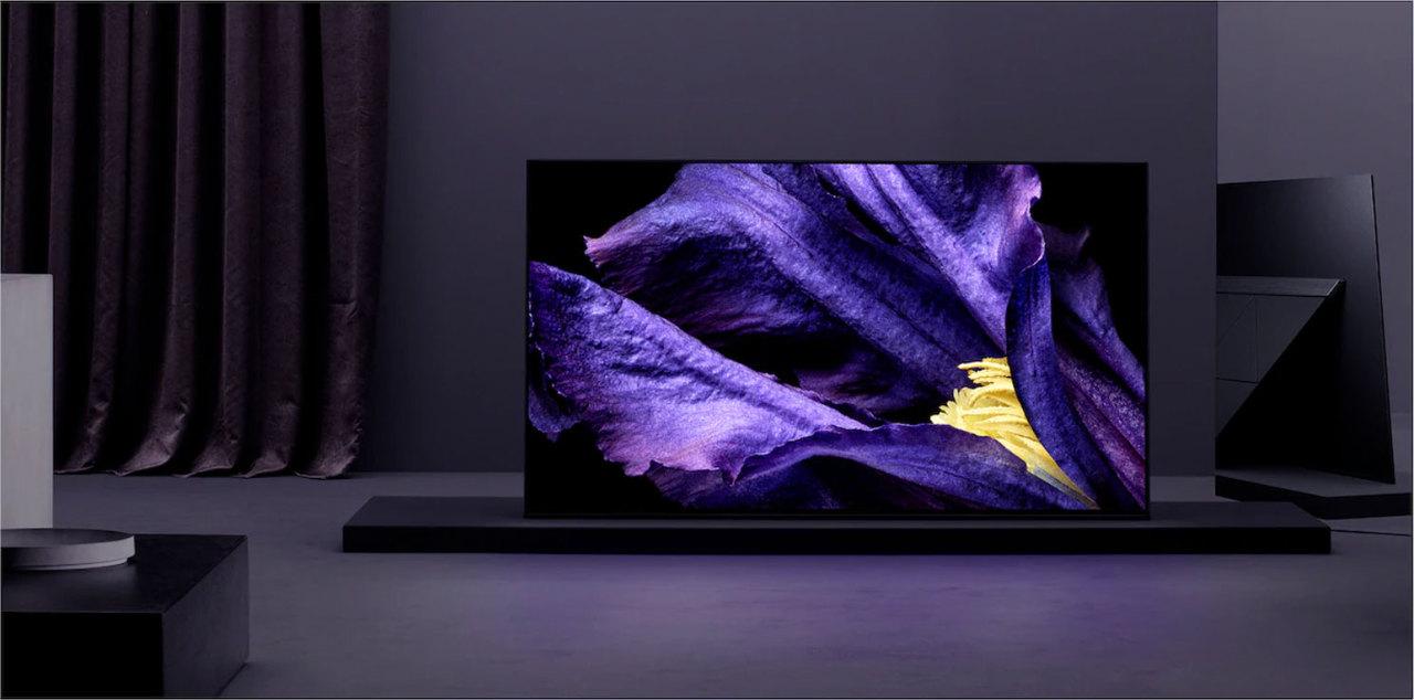 Netflix特化モードあり。4K+有機ELなソニーの高級TV「BRAVIA MASTER AF9」