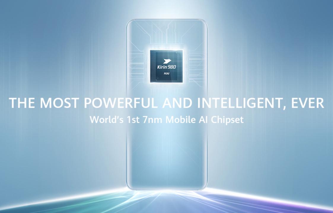 Kirin 980はHuawei史上最速のプロセッサ。パフォーマンスはSnapdragon 845超え!
