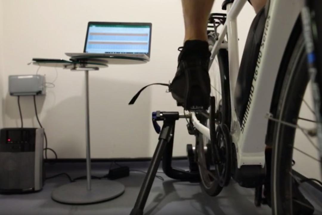電動アシスト自転車は汗の量が通常の1/3になるという調査結果