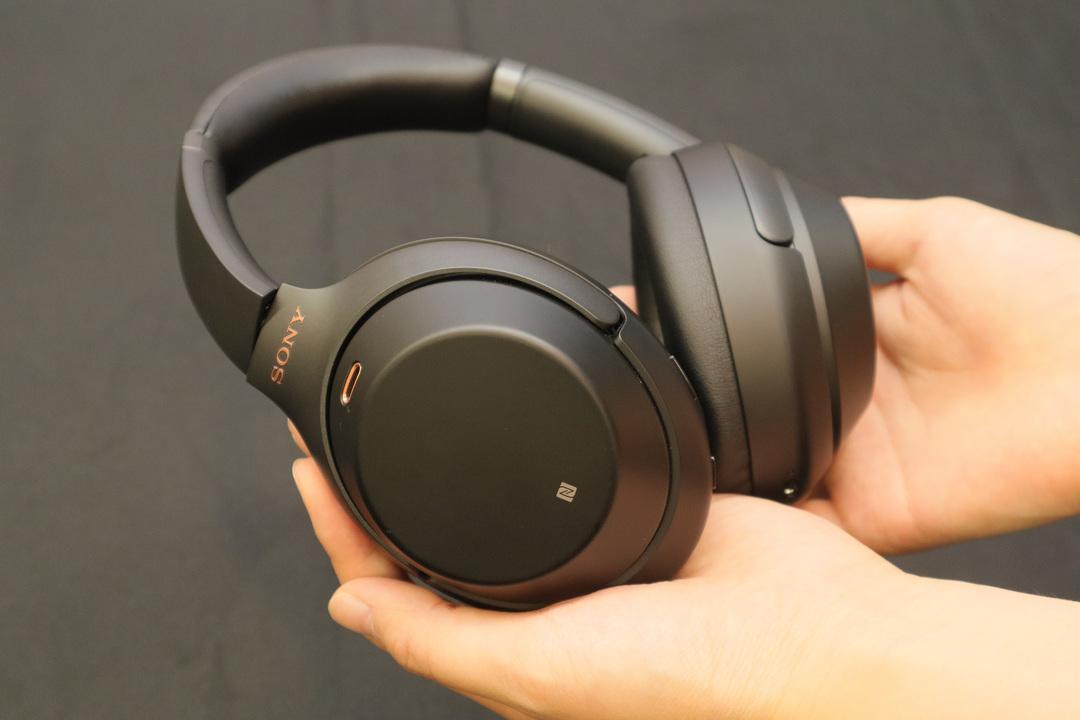 音もフィット感もやさしくしなやか:ソニーの新型ワイヤレスヘッドホン「WH-1000XM3」ハンズオン