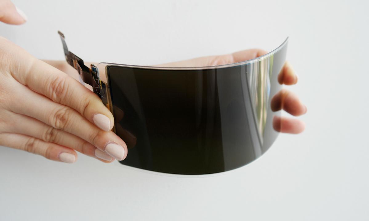 公式、認める。Samsungが年内に「スクリーンが曲がる」折りたたみスマホを発表