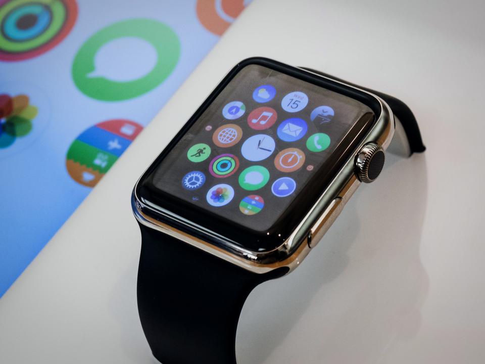 将来のApple Watchは常時点灯&スムーズな表示? 新特許が判明