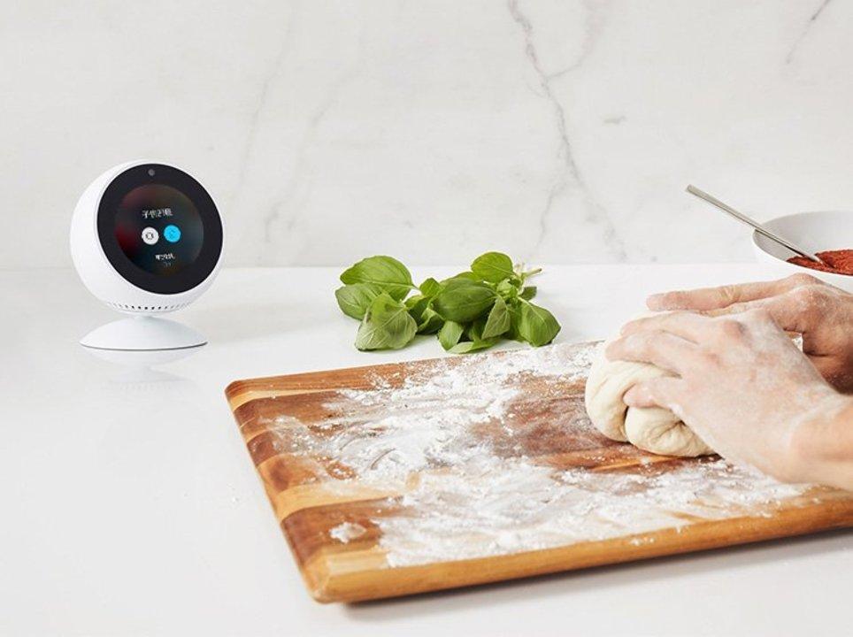 Amazon Echoで通話やボイスメッセージのやりとりが可能に。Spotなら映像も映るよ