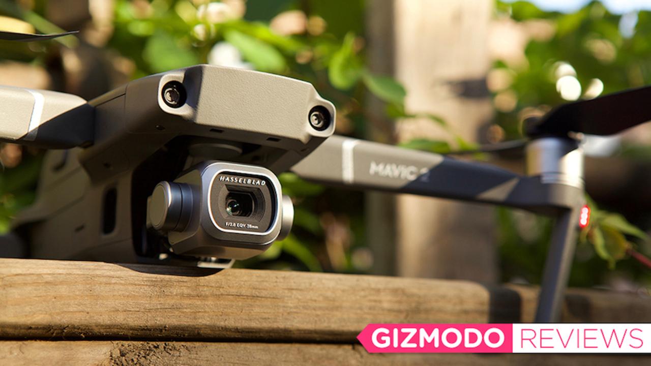 DJIのMavic 2 Pro/Zoomレビュー:ドローンカメラの新たな王者