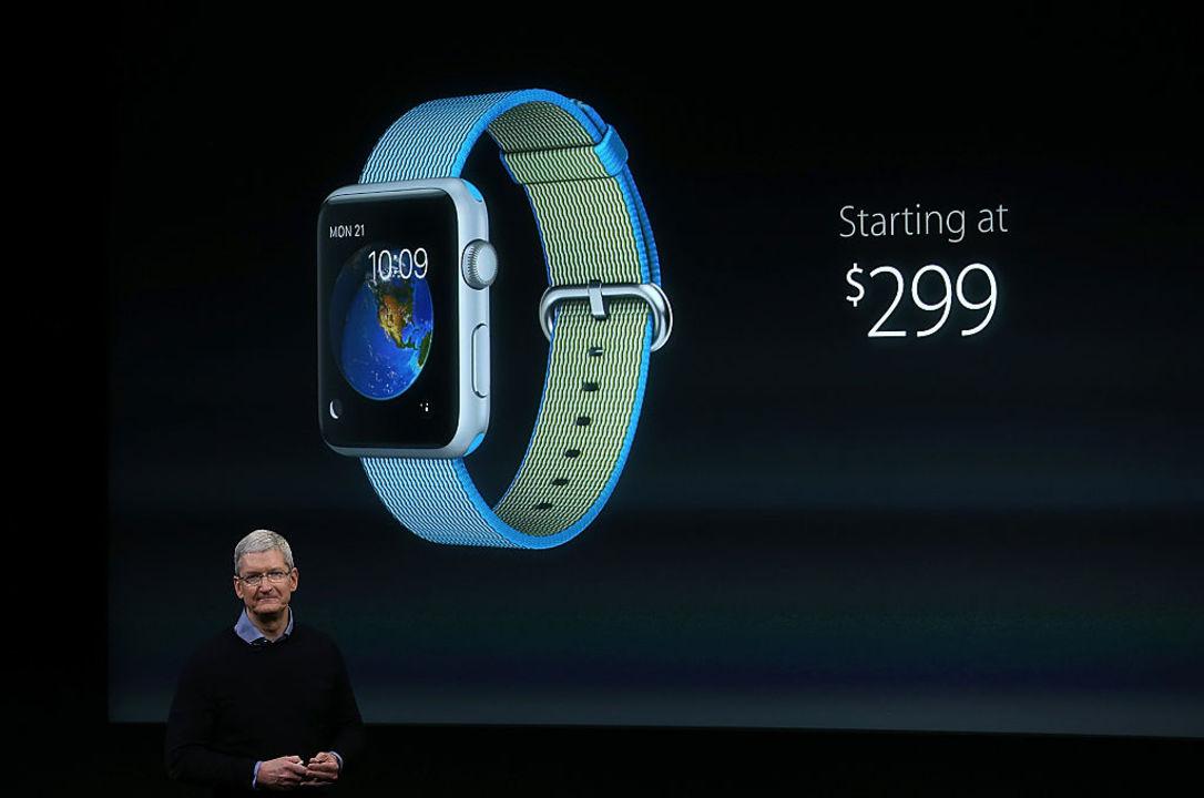 トランプの関税政策で、Apple Watchなどが値上がりするかも?