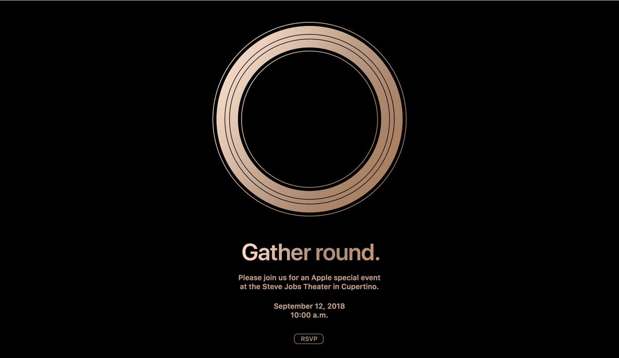 【今夜!】Apple Special Eventで発表されそうなモノ。iPhone、Watch、AirPodsに期待!