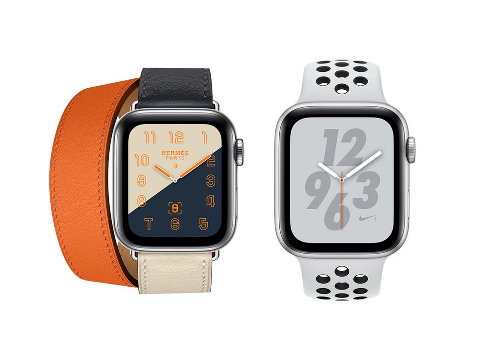 エルメス、Nike+コラボ、新型Apple Watch(Series 4)でも出ますよ #AppleEvent