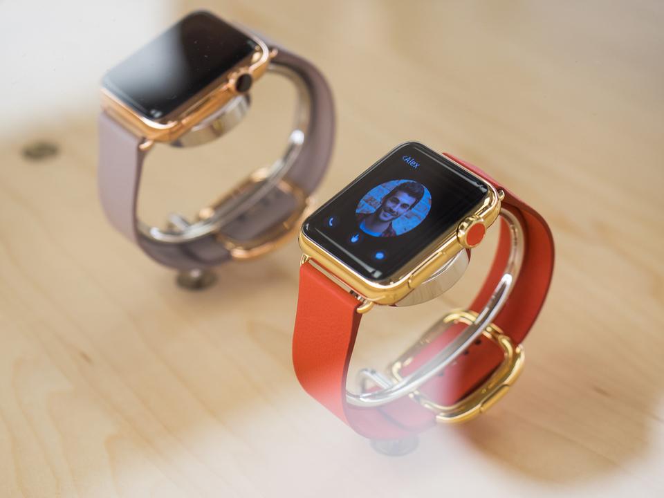 高級モデル、Apple Watch Editionがラインアップからひっそりといなくなりました #AppleEvent