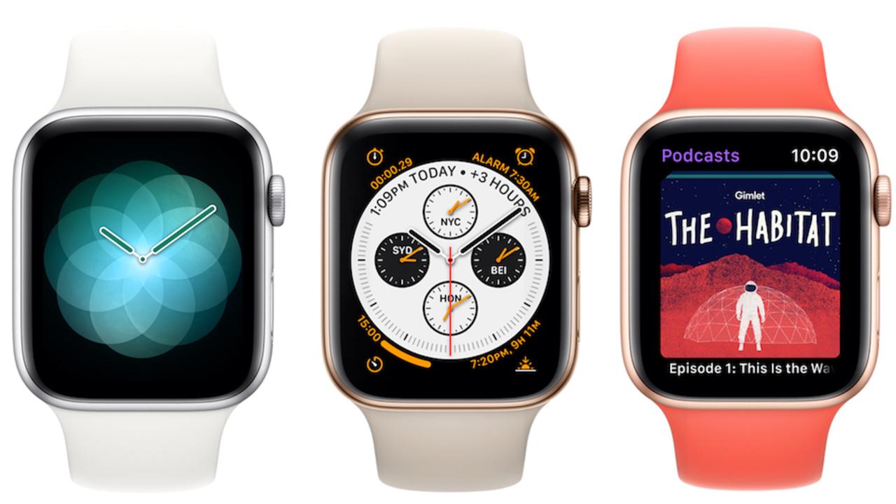 Apple Watch Series 4でわかっていることすべて #AppleEvent
