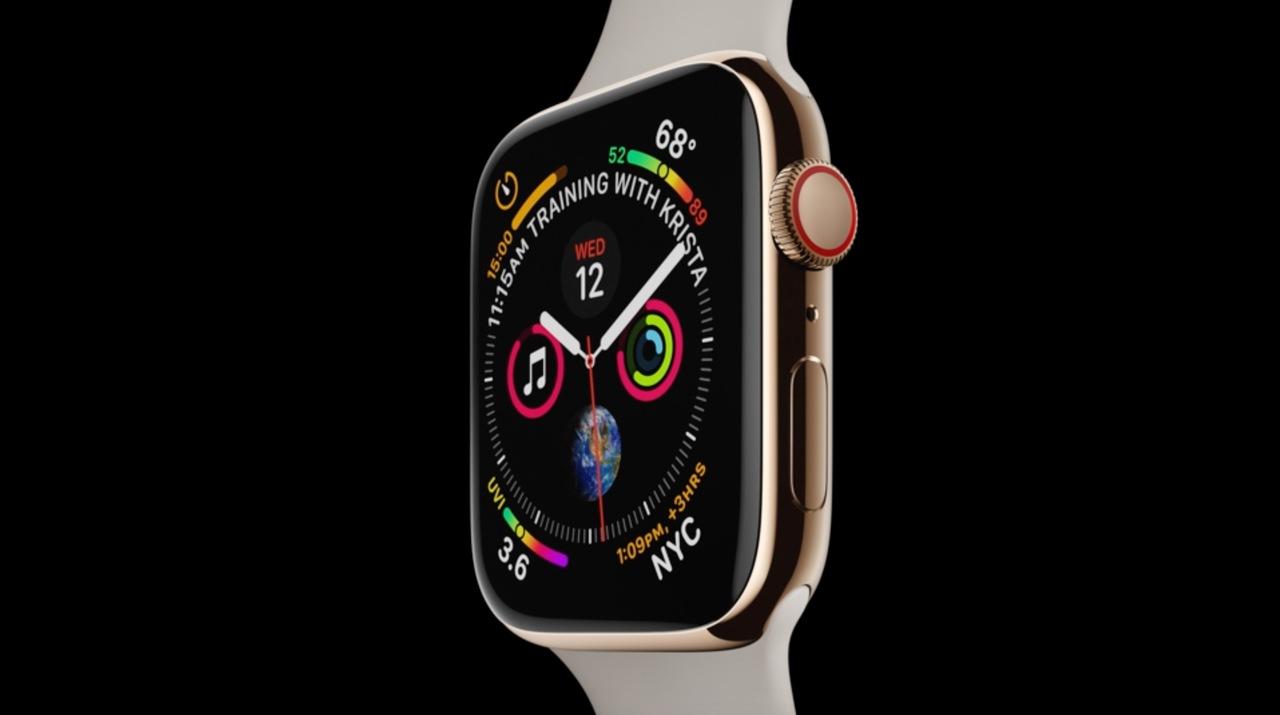 Apple Watch Series 4発表。でっかくなって40mmと44mm!心電図も測れるように #AppleEvent