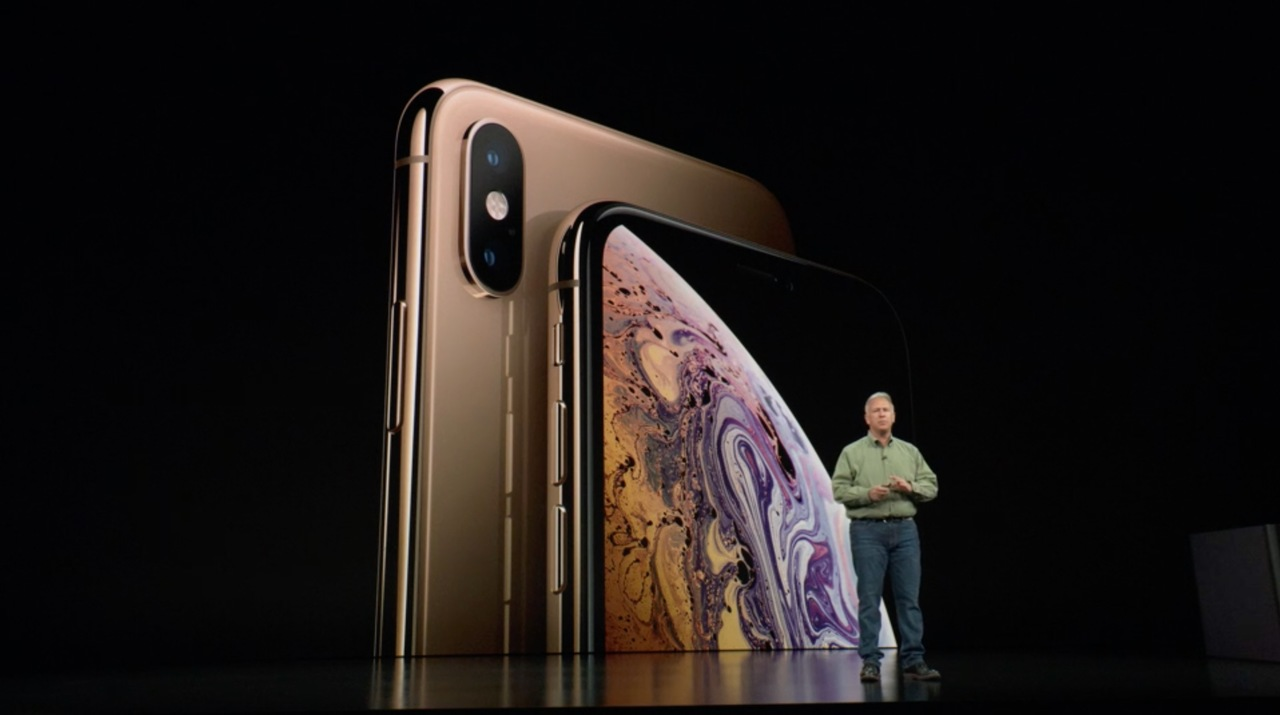ステレオスピーカーの改善で、iPhone XS/XS MaxならPUBG捗りまくりだ #AppleEvent