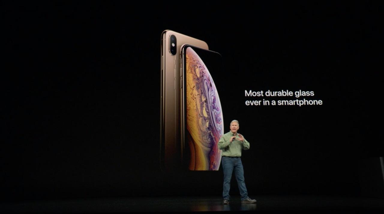 iPhone XS、iPhone XS Max発表。二人ともTheセクシーです #appleevent