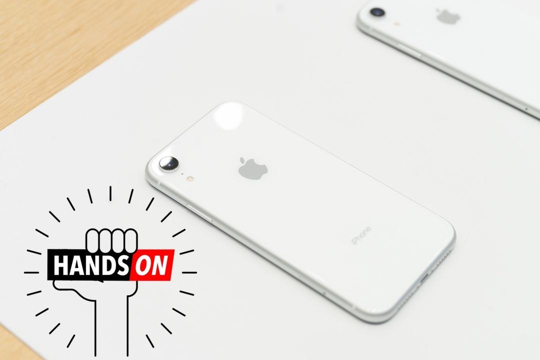 iPhone XRハンズオン:カッティングエッジから生まれた「ハイエンドキラー・ベーシック」 #AppleEvent