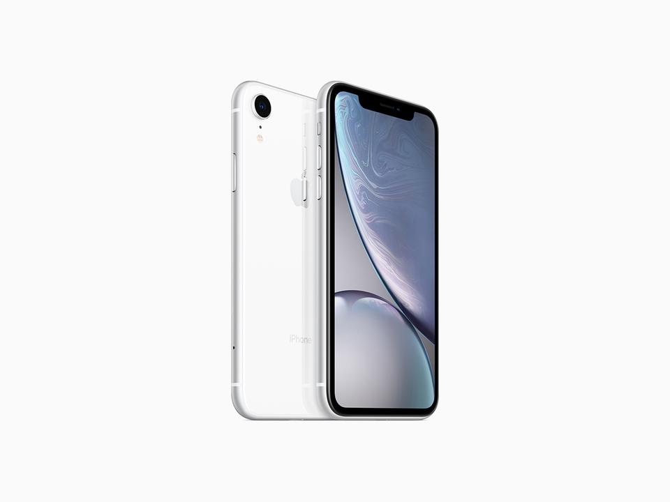 iPhone XRの「R」ってなんの略だと思いますか? #AppleEvent