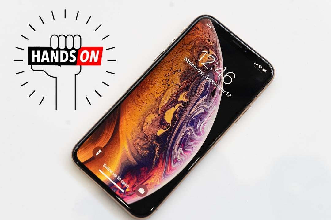 iPhone XS, iPhone XS Maxハンズオン:心奪われるゴールド、Maxのデカさをどう見るか