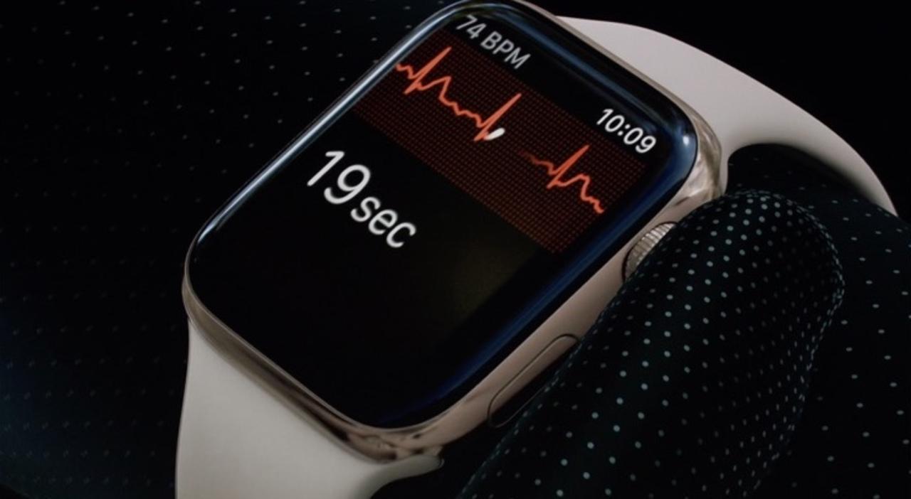 残念!Apple Watch Series 4、日本では(現状)心電図は取れない