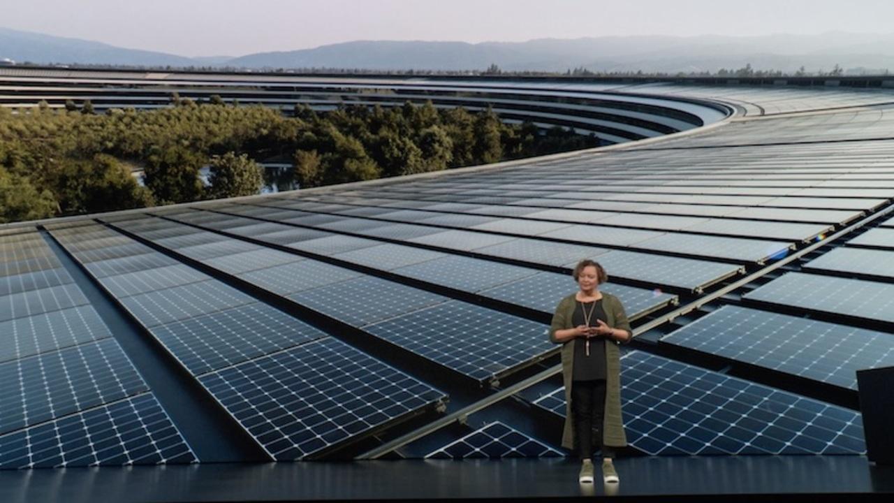 Apple「1つの端末を長く使い続けてね、地球のために」 #AppleEvent