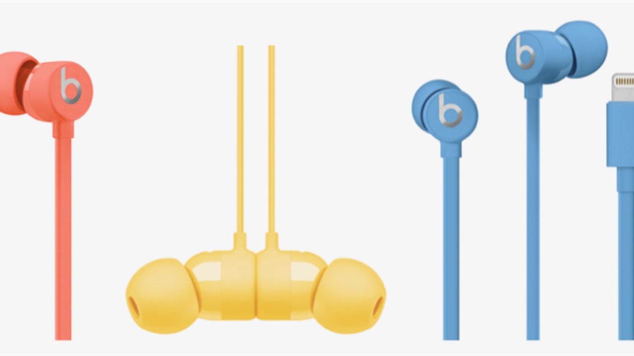 urBeats3はカラフルなiPhone XR、Solo3はiPhone XSにマッチする新カラーに衣替え #AppleEvent 【追記あり】