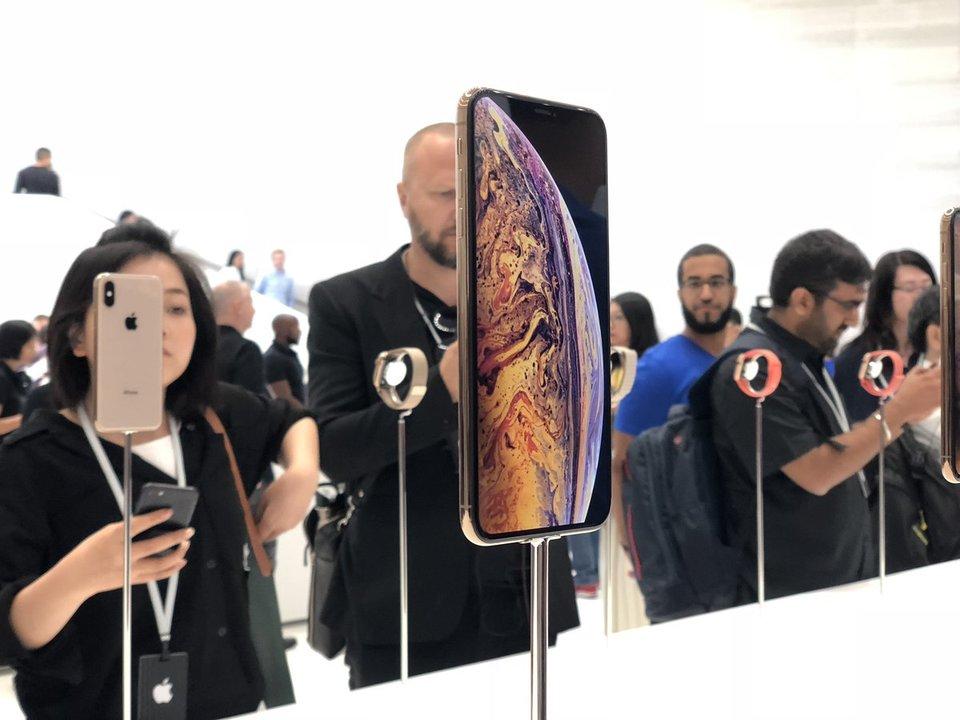 iPhone XSとiPhone XRのハンズオンビデオを公開中! #AppleEvent