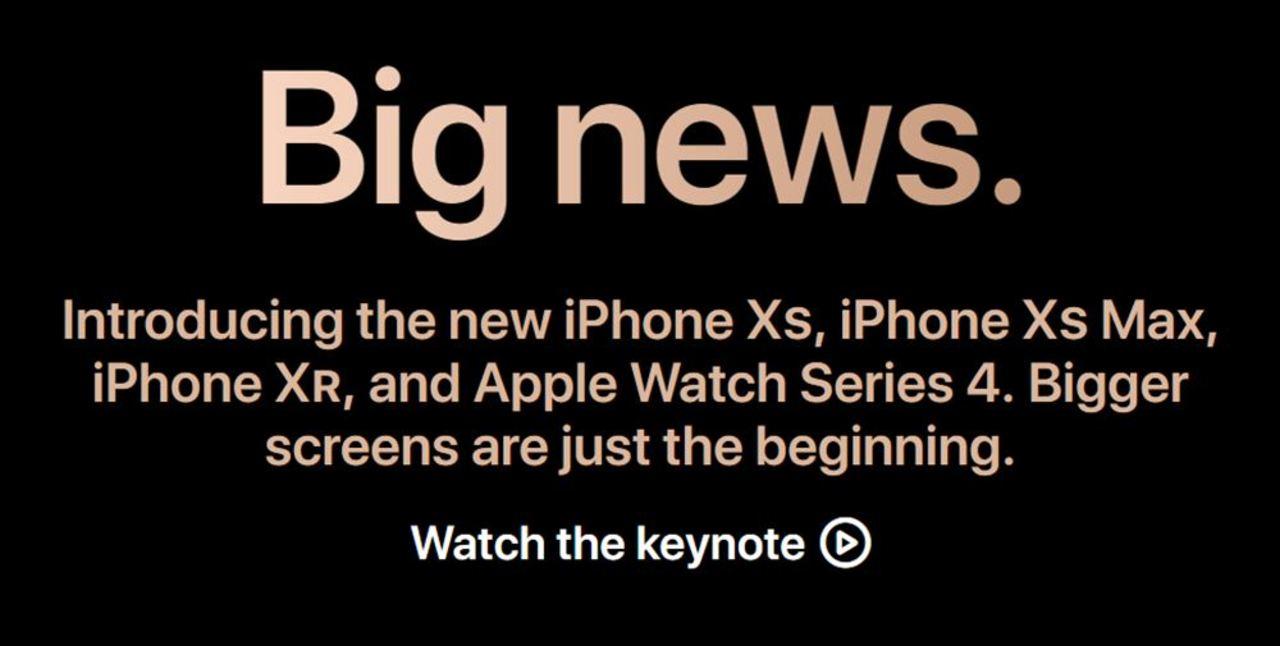 iPhone XSのSは何の意味?