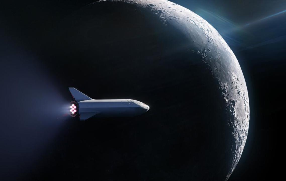SpaceX、月周回旅行の初の民間乗客が決定! もしかしたら日本人かも…?