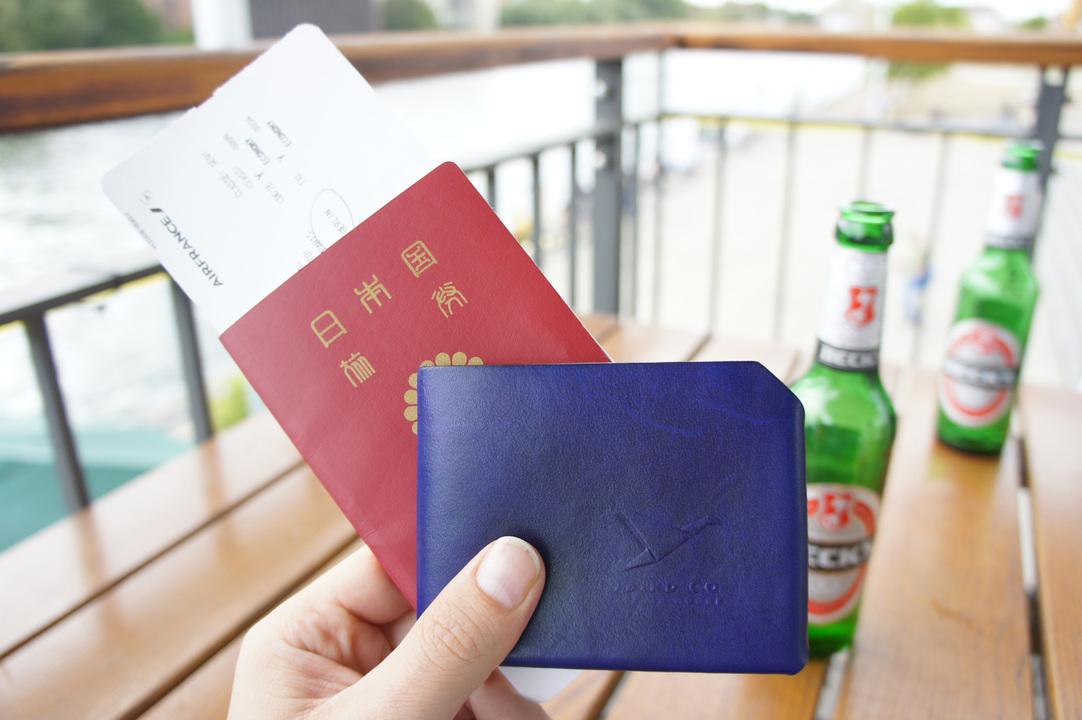 構造がシンプル、だから長持ち。たった一枚の革でできた「Origami Wallet」を使ってみた
