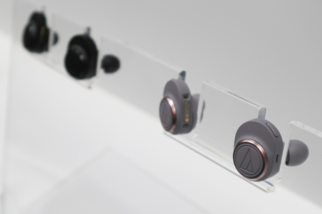 イヤホンもヘッドホンもワイヤレス。オーディオテクニカ秋の新モデル発表