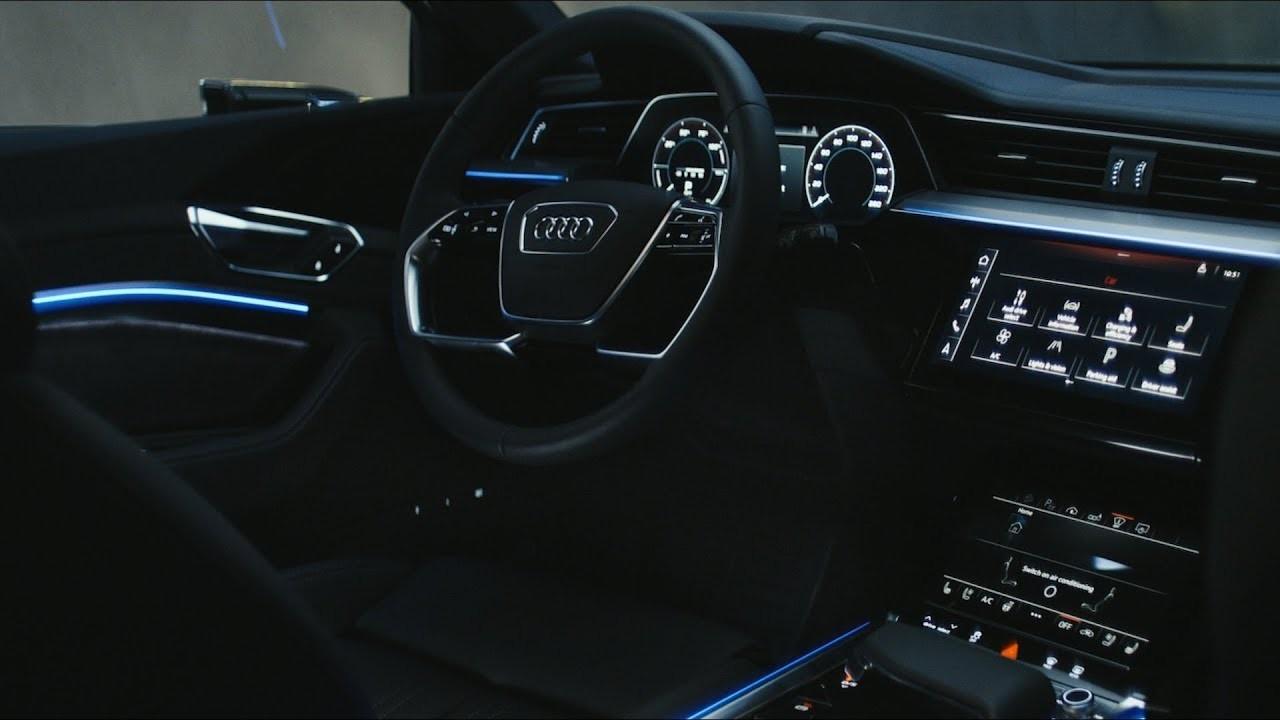 これぞ現代の『ナイトライダー』か? Audiの「e-tron」にAlexaが搭載!